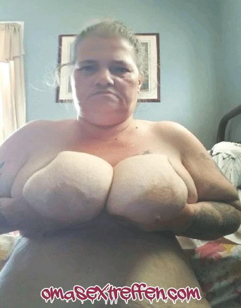 Beim Oldie Sextreffen eine fette Drecksau bumsen